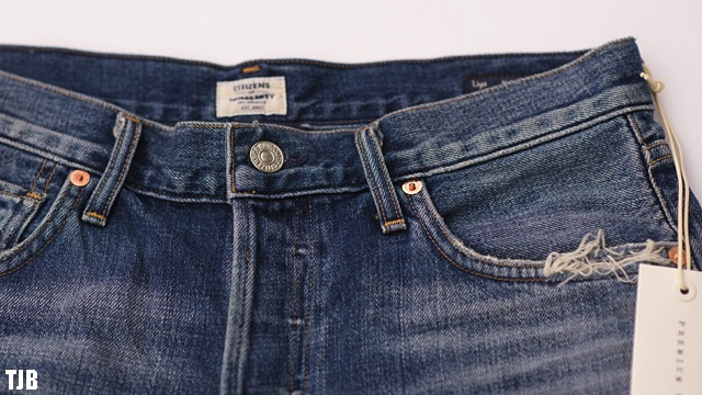 Citizens of Humanity Liya High Rise Classic Fit Jeans in Fade Out Review 2