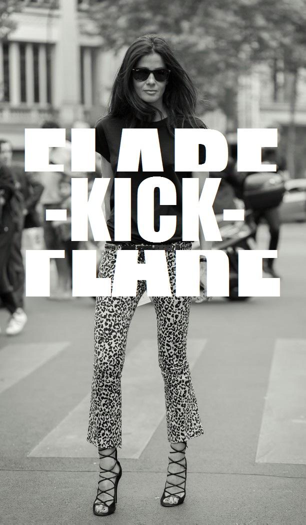 Kick Flares Main