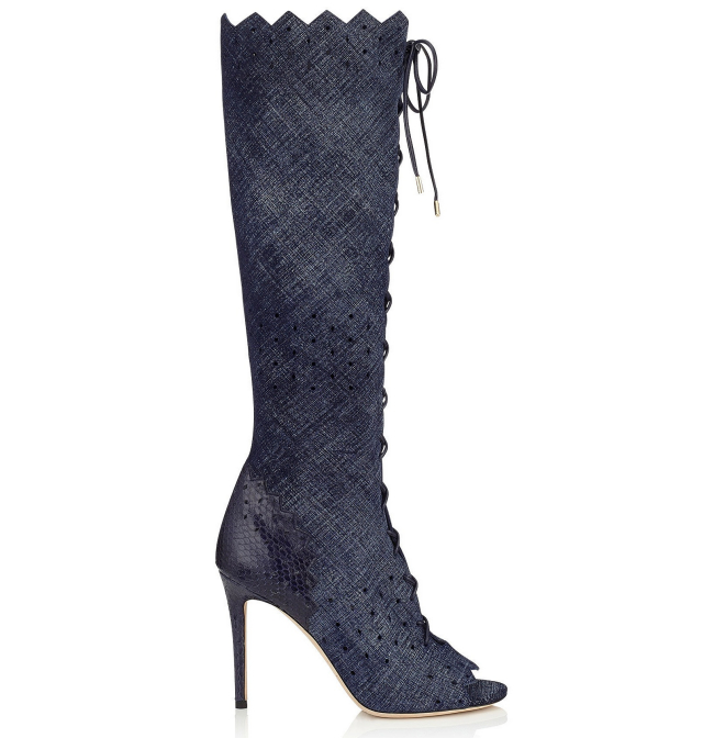 jimmy-choo-davy-100-denim-boots