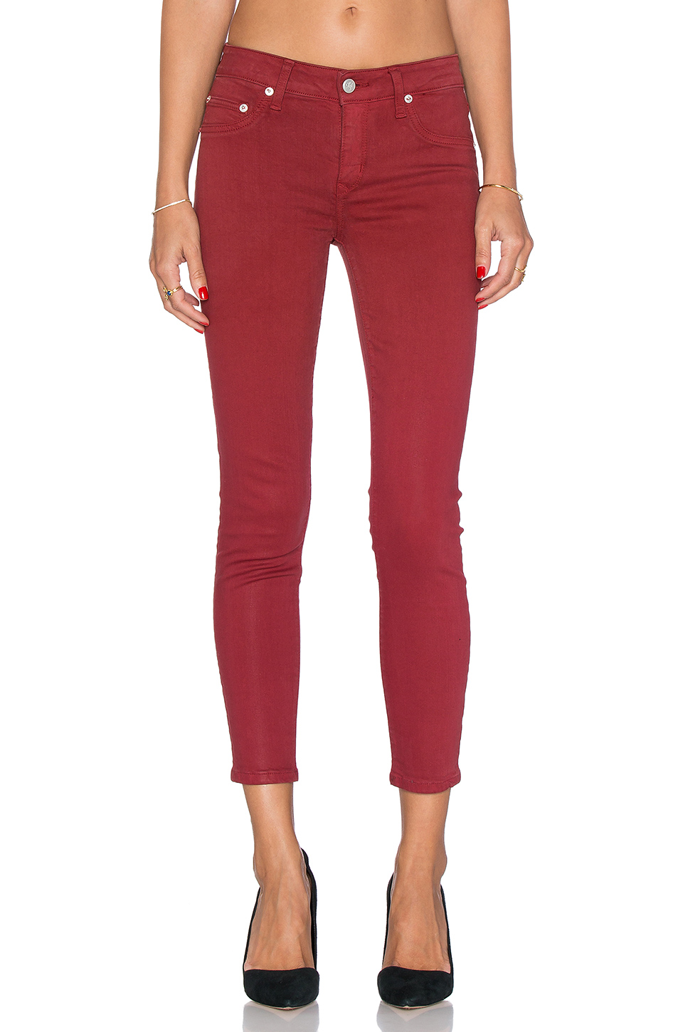 lovers + friends ricky skinny jeans monroe