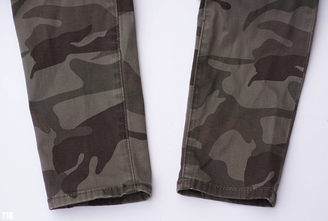 True Religion Casey Skinny Jeans in Camo Review 5