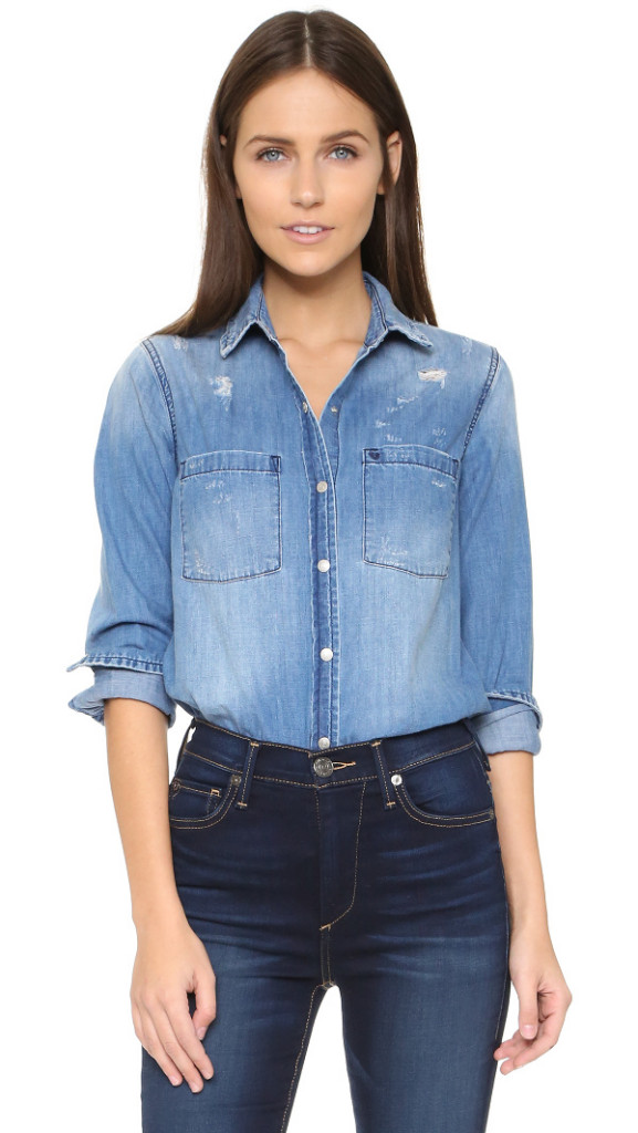 True Religion Denim Shirt