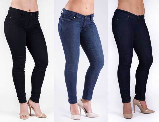 Ladies Skinny Jeans - Is Jeans