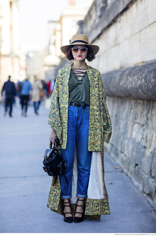 denim street style the jeans blog