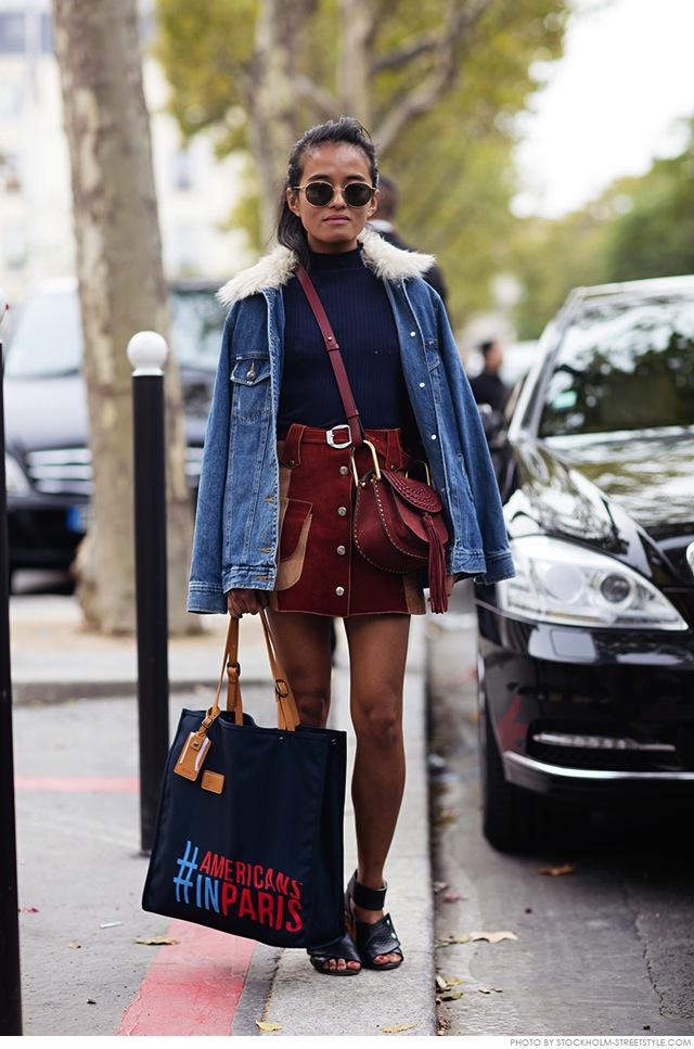 denim street style the jeans blog