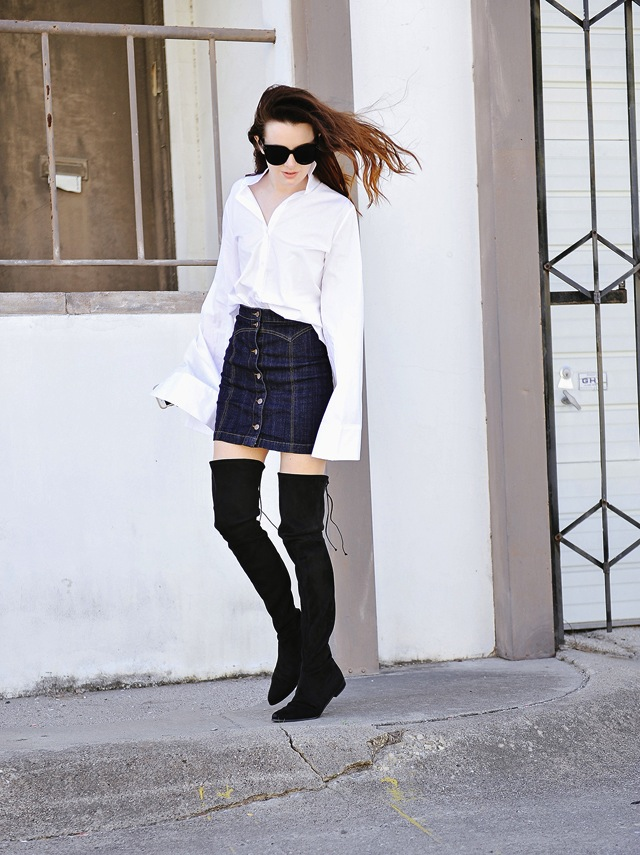 sea-of-shoes-denim-skirt