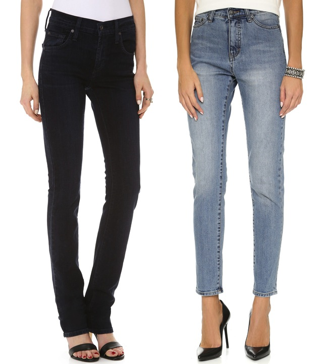 Skinny Jeans For Muscular Legs On Women | The Jeans Blog