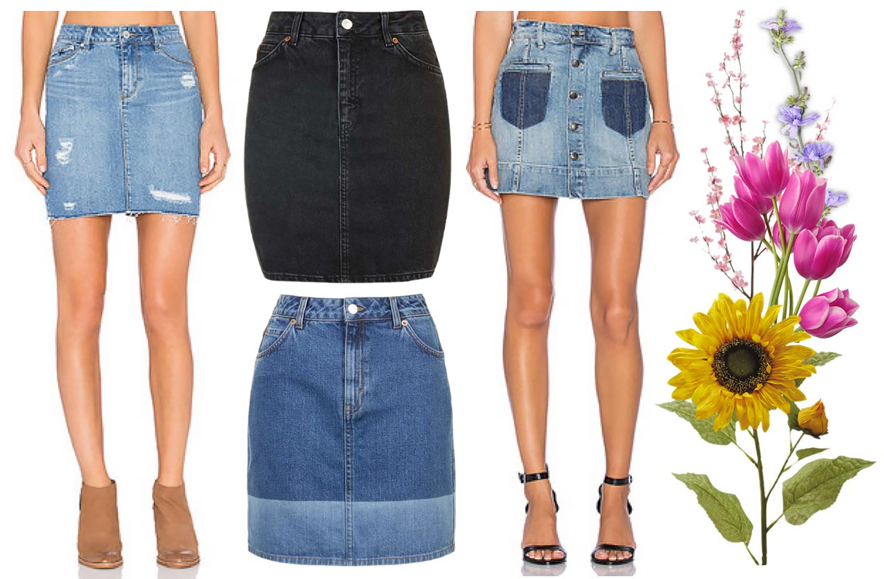 denim-mini-skirts-for-summer