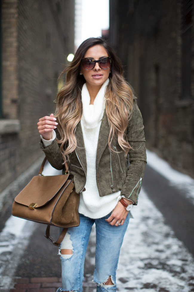 Denim Guide: How To Wear Leather Jackets With Jeans | The ...