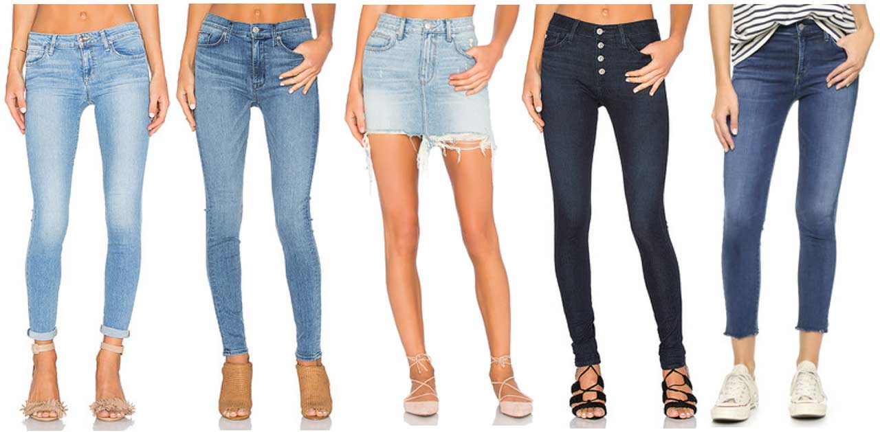 Editors Top 10 Denim Choices For June – Women | The Jeans Blog