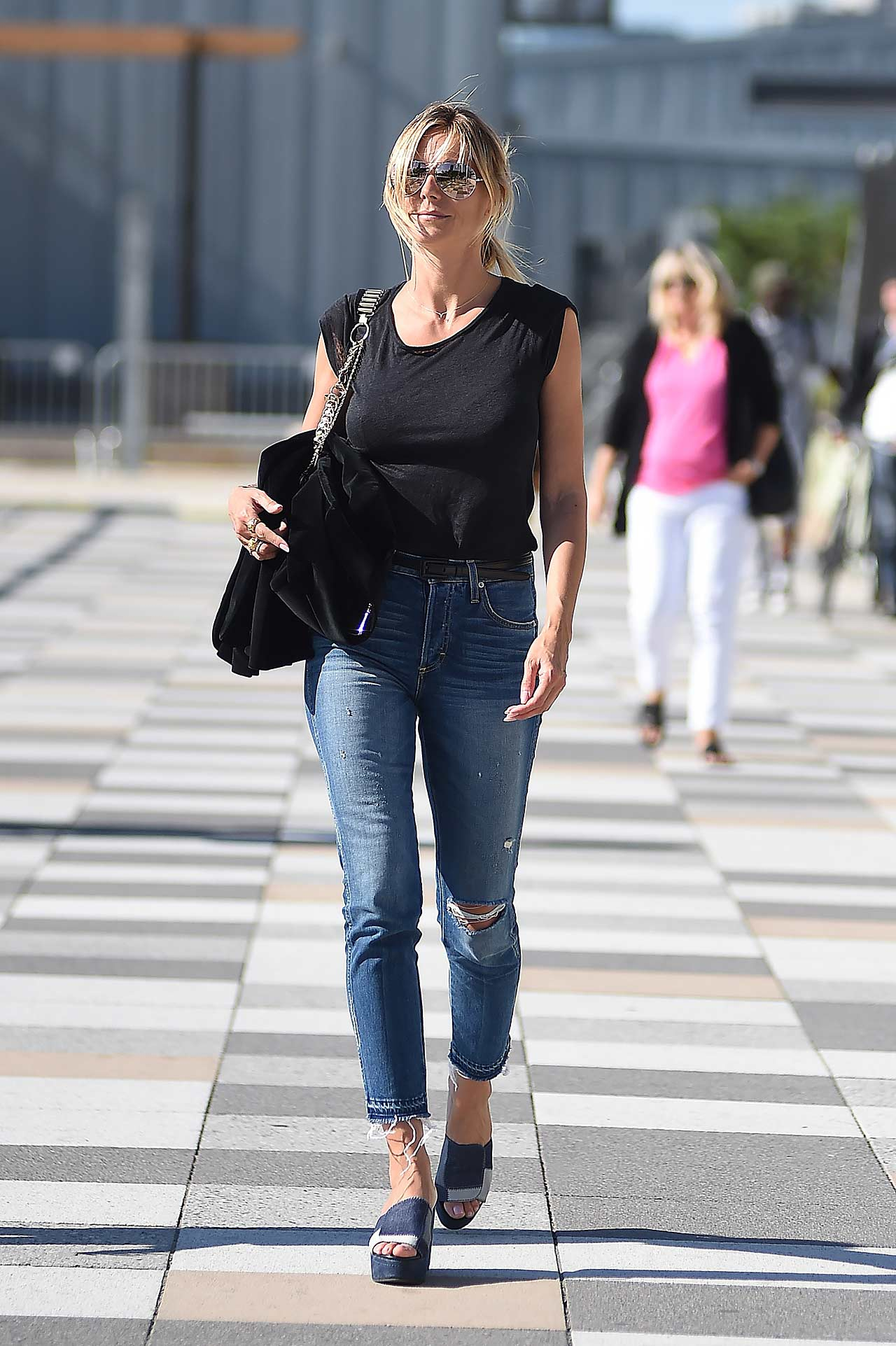 Women S High Rise Jeans