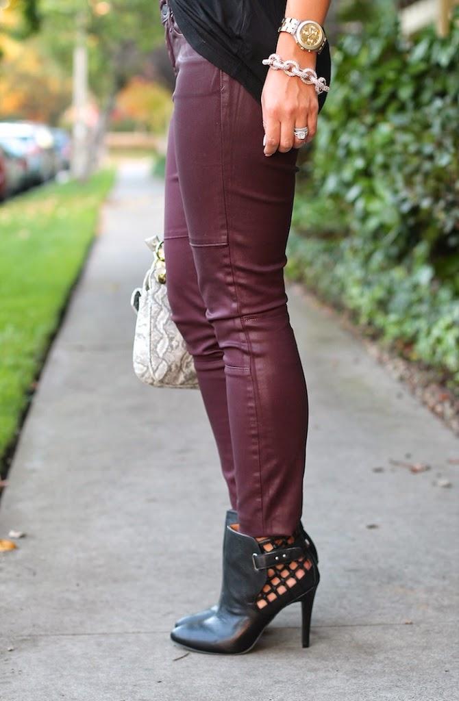 Oxblood-Jeans