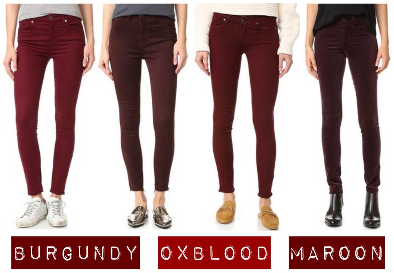 burgundy-oxblood-maroon-jeans