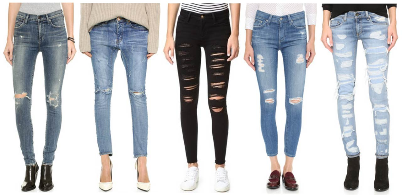 The 6 Skinny Jeans Every Woman Should Own | The Jeans Blog