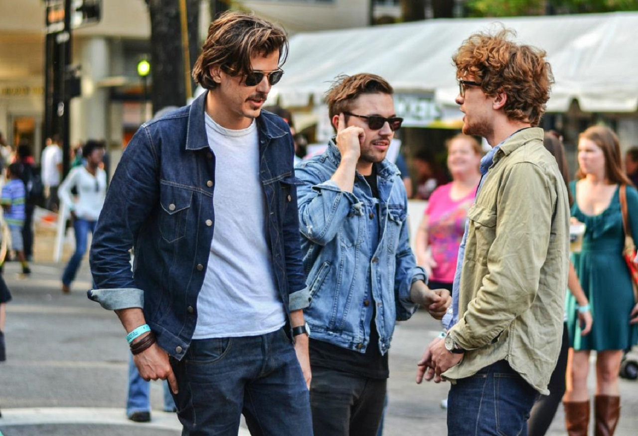 6 New Denim Jackets For Men For Fall | The Jeans Blog