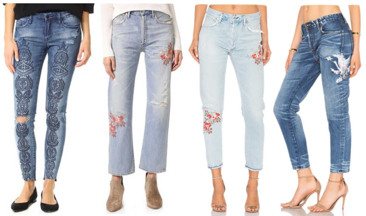 embroidered-jeans
