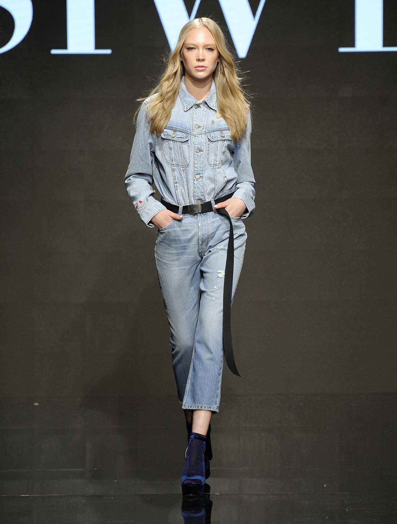 Fashion trends 2017 ss - Siwy Spring Summer 2017 Runway Show The Jeans Blog