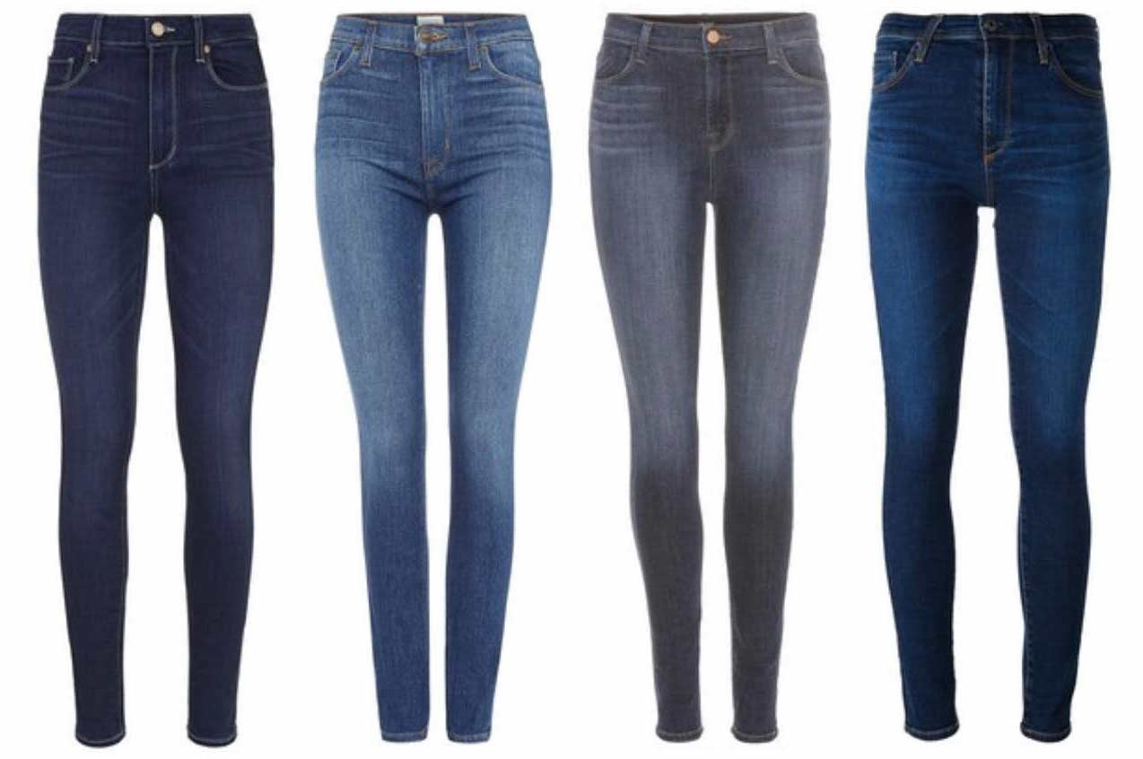 The Best Women's Skinny Jeans for Men | The Jeans Blog