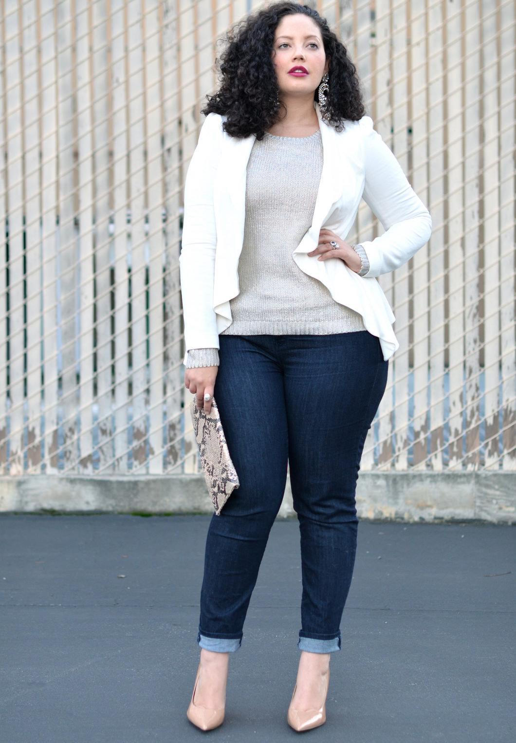 Denim Loves Curves – Jeans For Curvy Women | The Jeans Blog