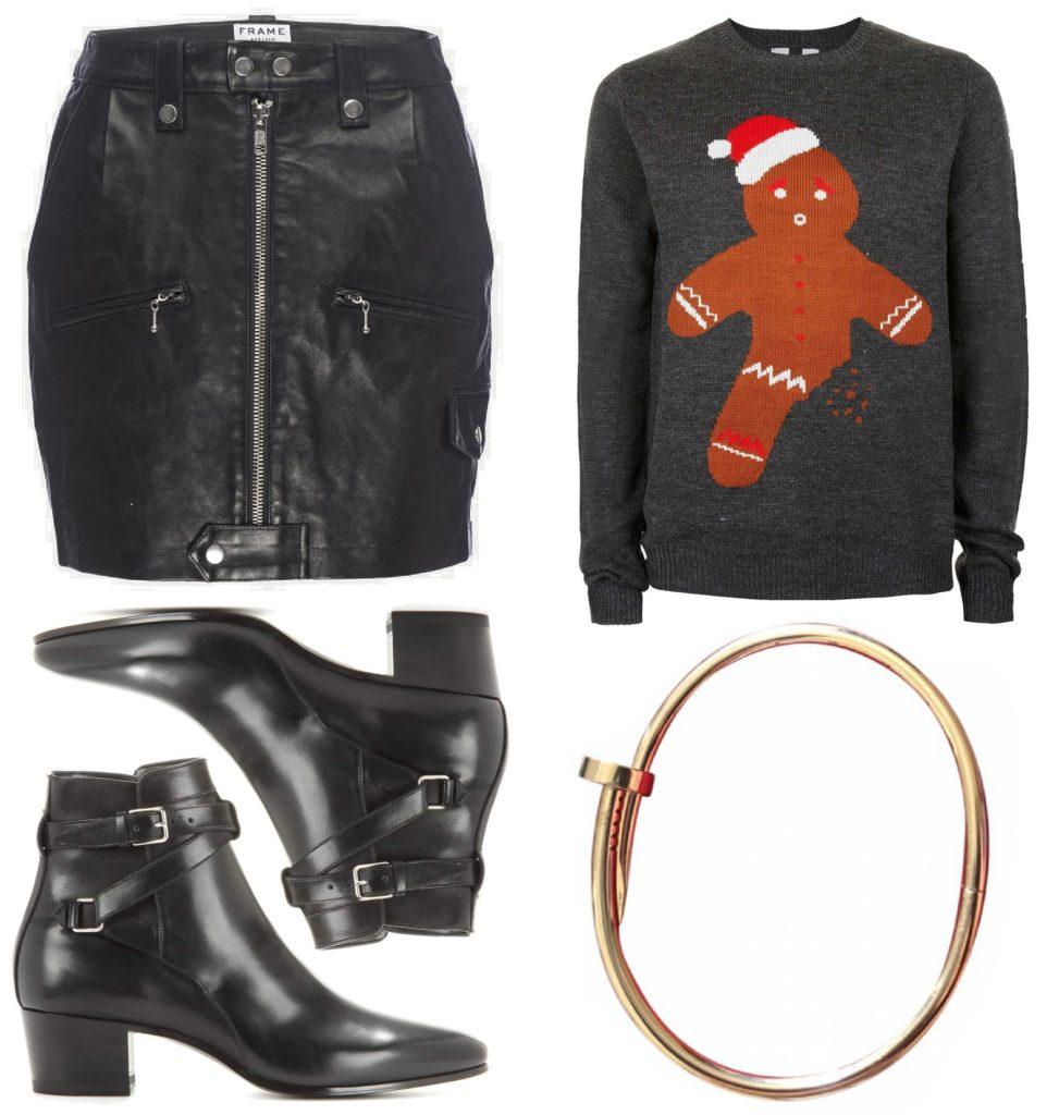 ugly-christmas-sweater-frame-moto-skirt