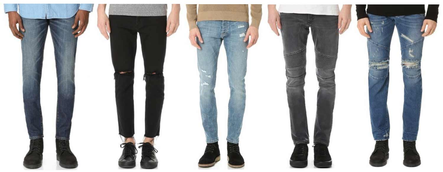 Editors Top 10 Denim Choices For January – Men | The Jeans Blog
