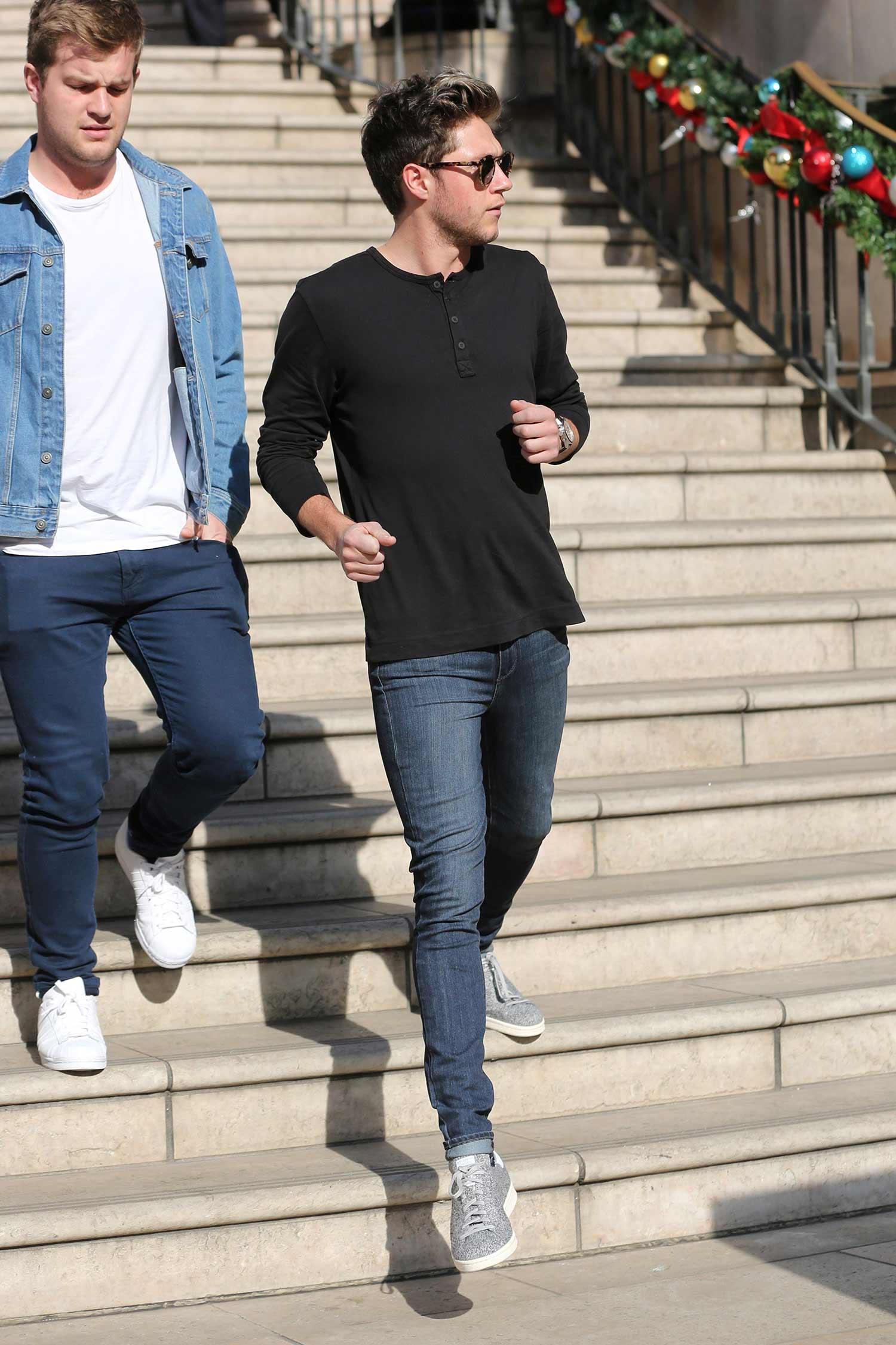 Niall Horan Wears Skinny Jeans The Jeans Blog