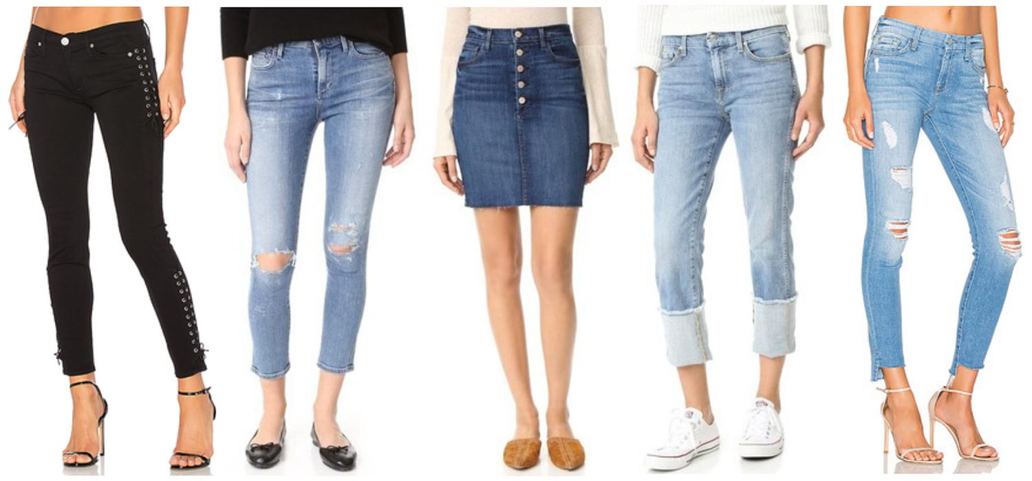 Editors Top 10 Denim Choices For February – Women | The Jeans Blog