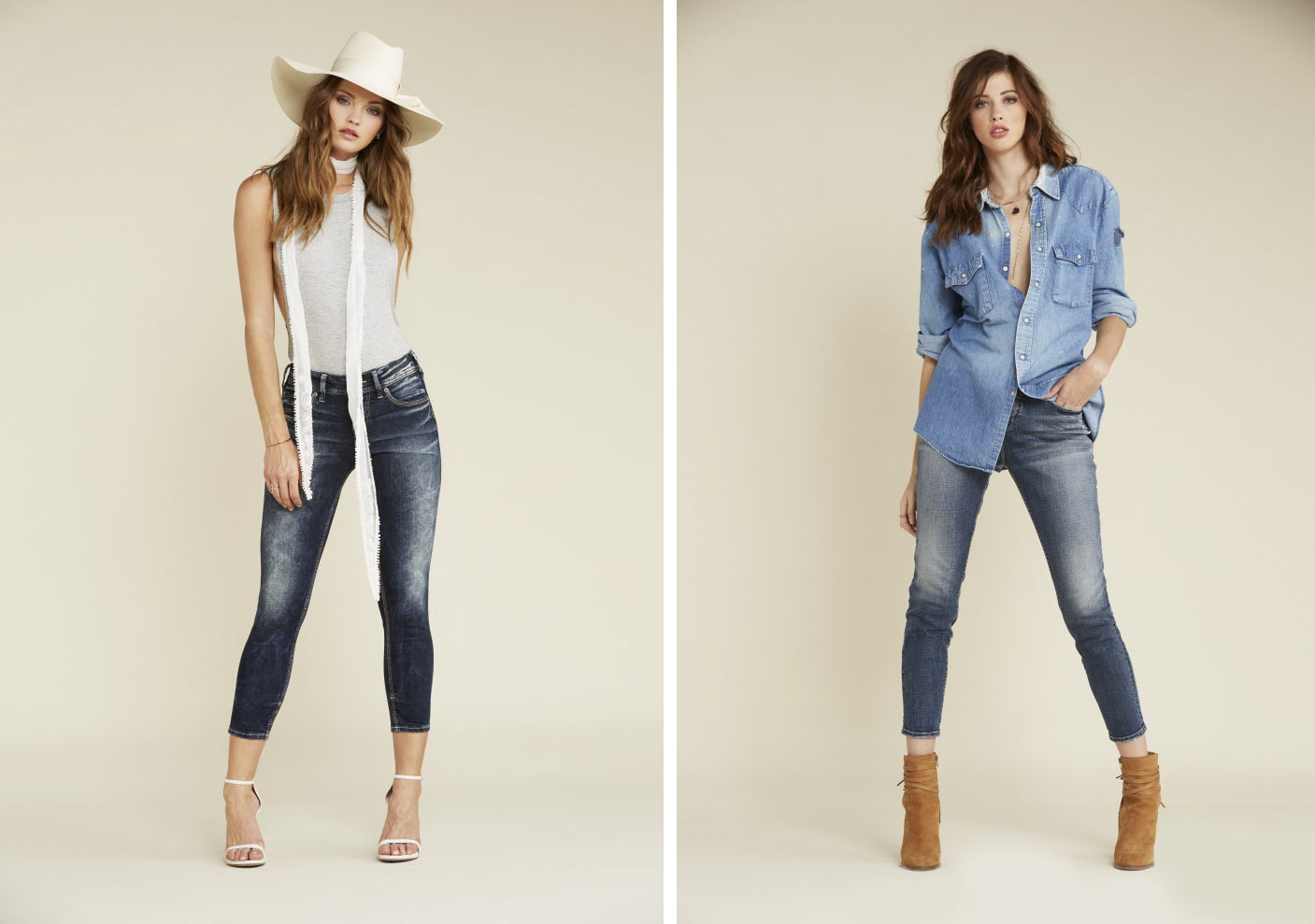 Spring 2017 Trends From Silver Jeans Co. | The Jeans Blog