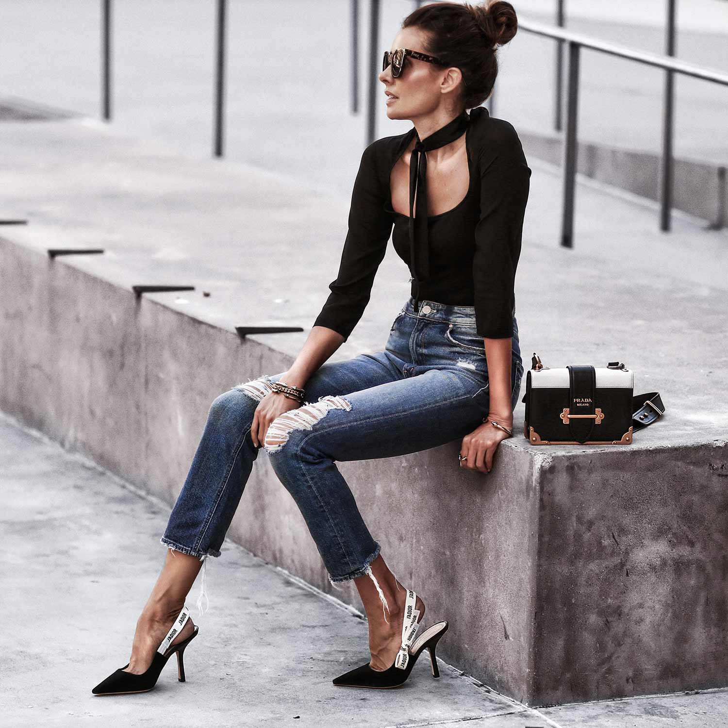 Top 10 fashion blogs - This Months Top 10 Fashion Bloggers In Denim