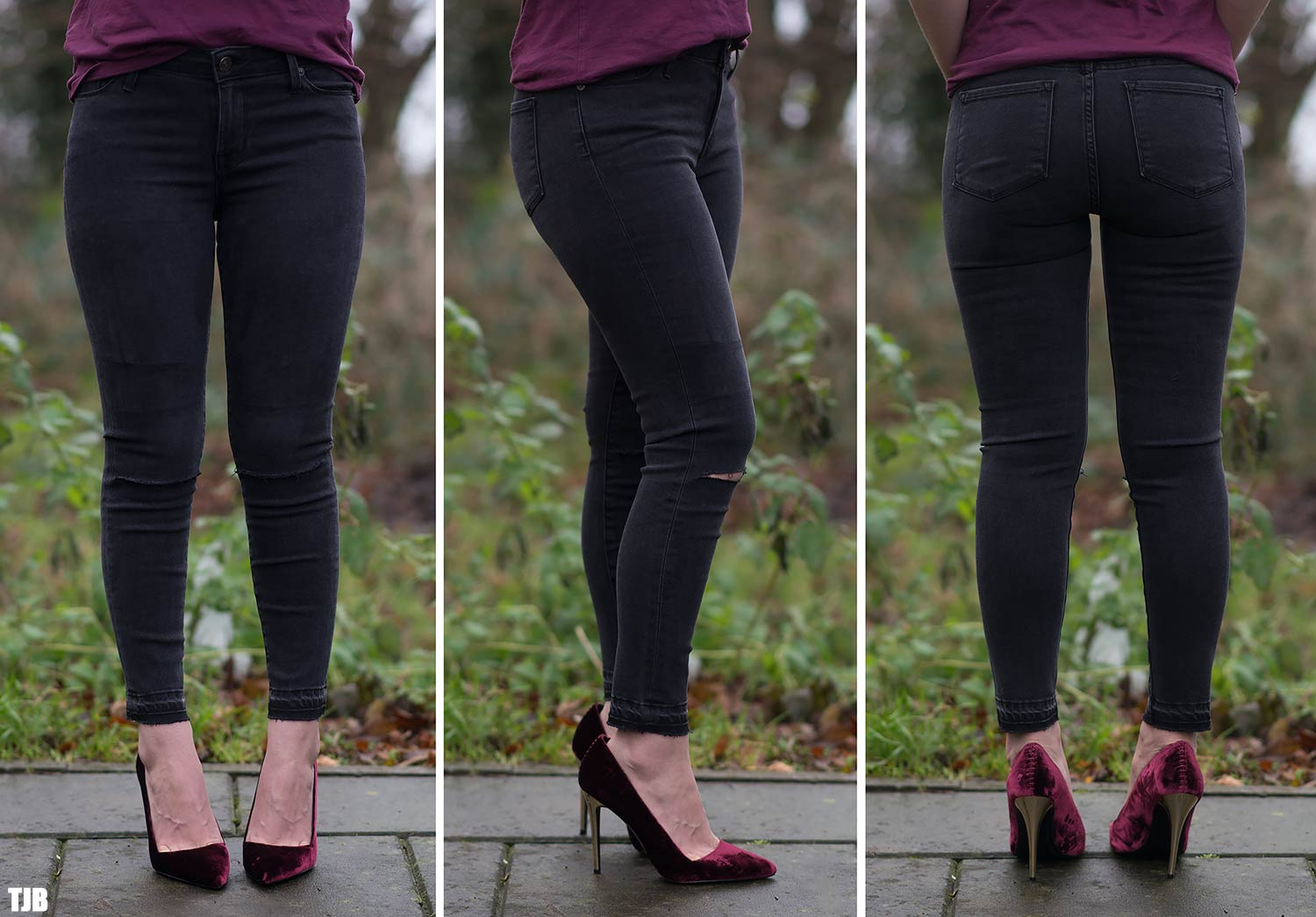 Premium skinny jeans next review